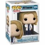 Funko Pop! Television: Grey's Anatomy - Meredith Grey Funko Pop! Vinyl Figure