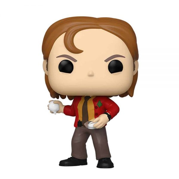 Funko Pop! Television: The Office - Dwight As Pam With Snowballs Funko Pop! Vinyl Figure - Funko Shop Exclusive