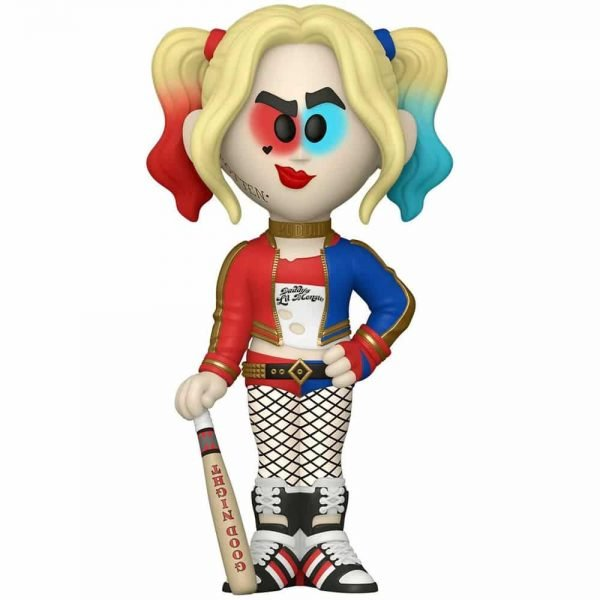 Funko Vinyl Soda: Suicide Squad - Harley Quinn With Chase Variant Vinyl Soda Figure