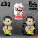 Funko Vinyl Soda The Texas Chainsaw Massacre - Leatherface With Chase Variant Vinyl Soda Figure
