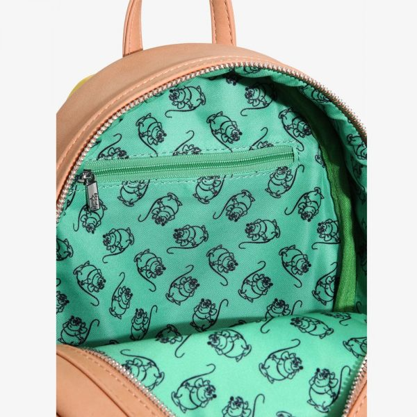 Loungefly Disney Cinderella Gus Figural Mini Backpack - BoxLunch Exclusive