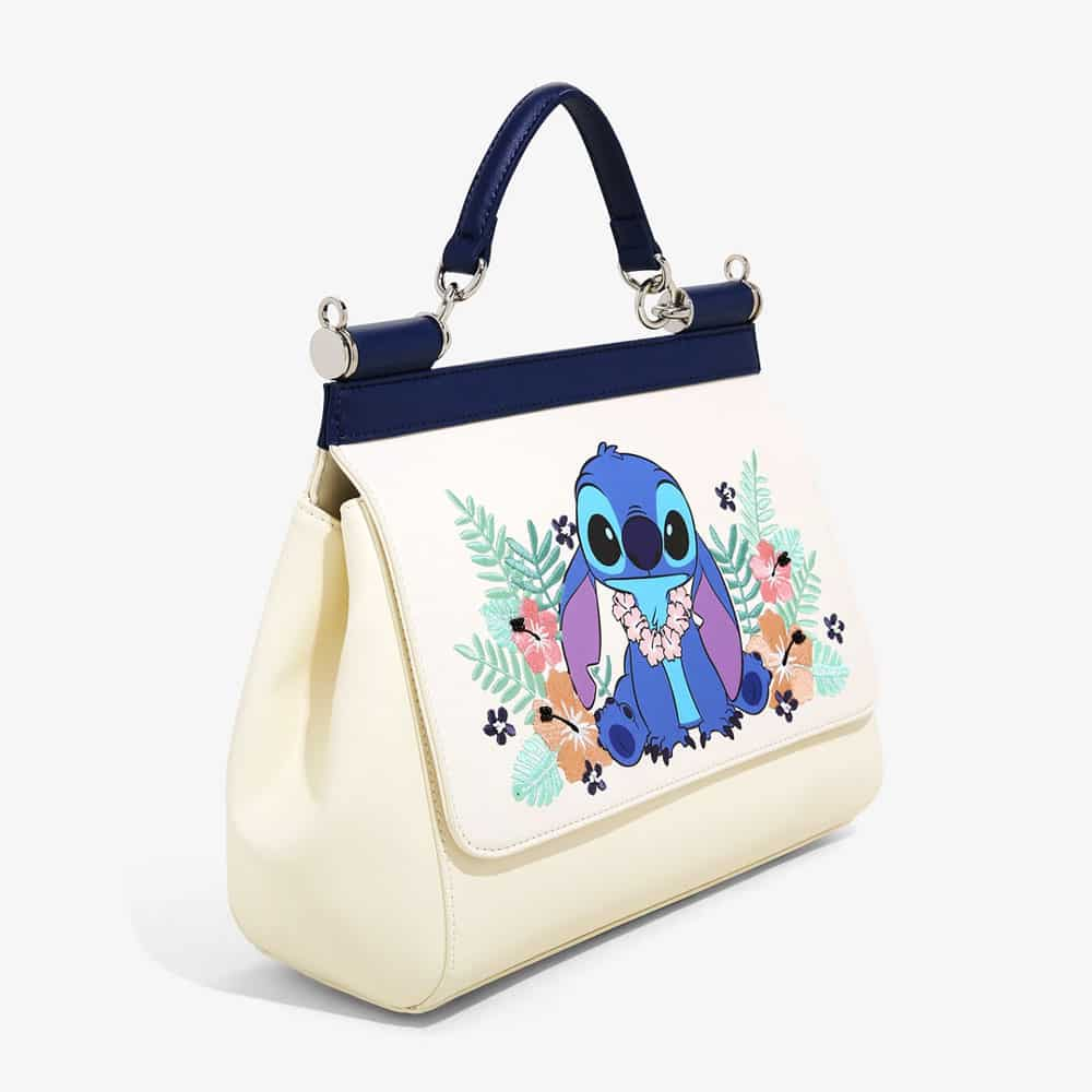 Loungefly Disney Lilo & Stitch Lei Handbag - BoxLunch Exclusive