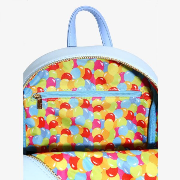 Loungefly Disney Pixar Up Adventure Mini Backpack - BoxLunch Exclusive