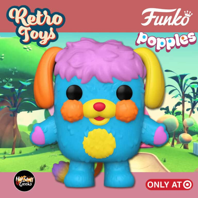 Funko POP! Retro Toys: Popples - P.C. Popple Funko Pop! Vinyl Figure - Target Exclusive