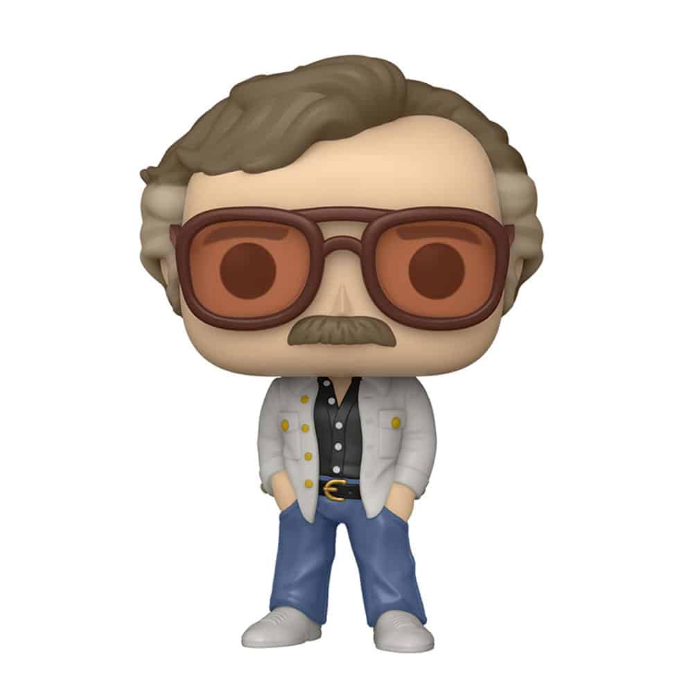 Funko Pop! Marvel: Avengers Endgame - Stan Lee Funko Pop! Vinyl Figure - Funko Shop Exclusive