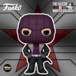 Funko Pop! Marvel Studios: The Falcon and Winter Soldier - Baron Zemo Funko Pop! Vinyl Figure