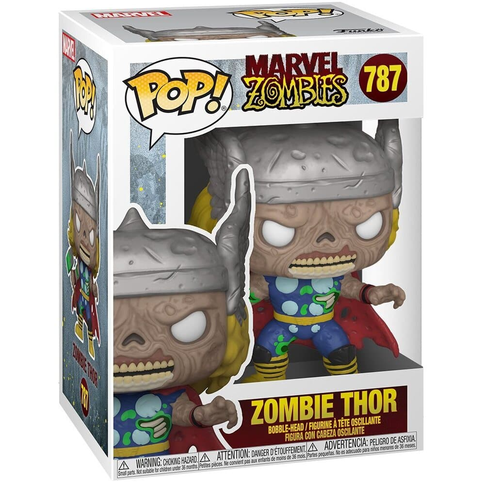 Funko Pop! Marvel Zombies Zombie Thor Funko Pop! Vinyl Figure