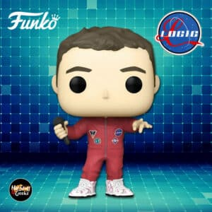 Funko Pop! Rocks: Logic with Bobby Boy Icon Funko Pop! Vinyl Figure