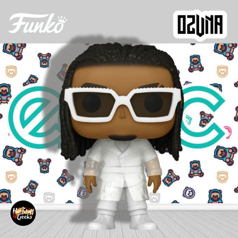 Funko Pop! Rocks: Ozuna Funko Pop! Vinyl Figure