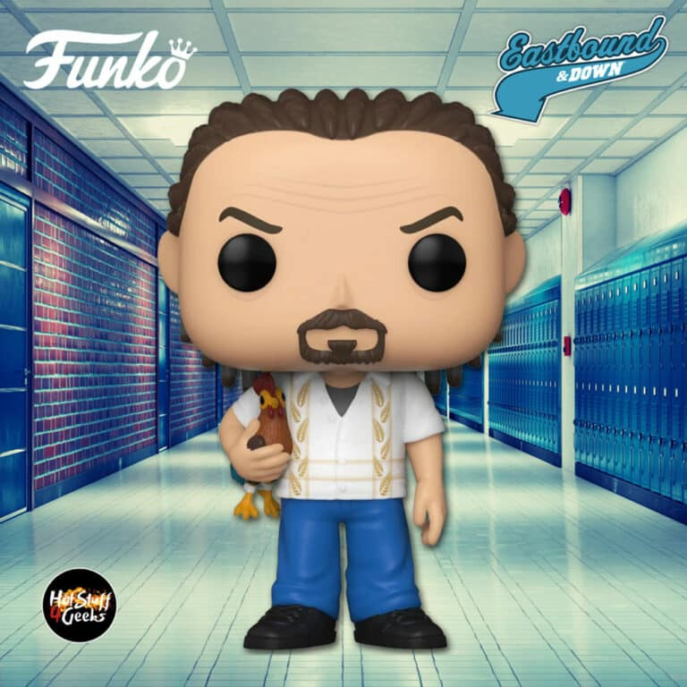 Funko Pop! Television: Eastbound & Down - Kenny in Cornrows Funko Pop! Vinyl Figure