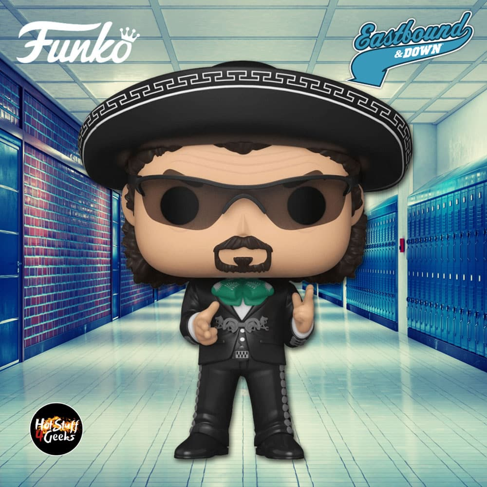 Funko Pop! Television: Eastbound & Down - Kenny in Mariachi Outfit Funko Pop! Vinyl Figure