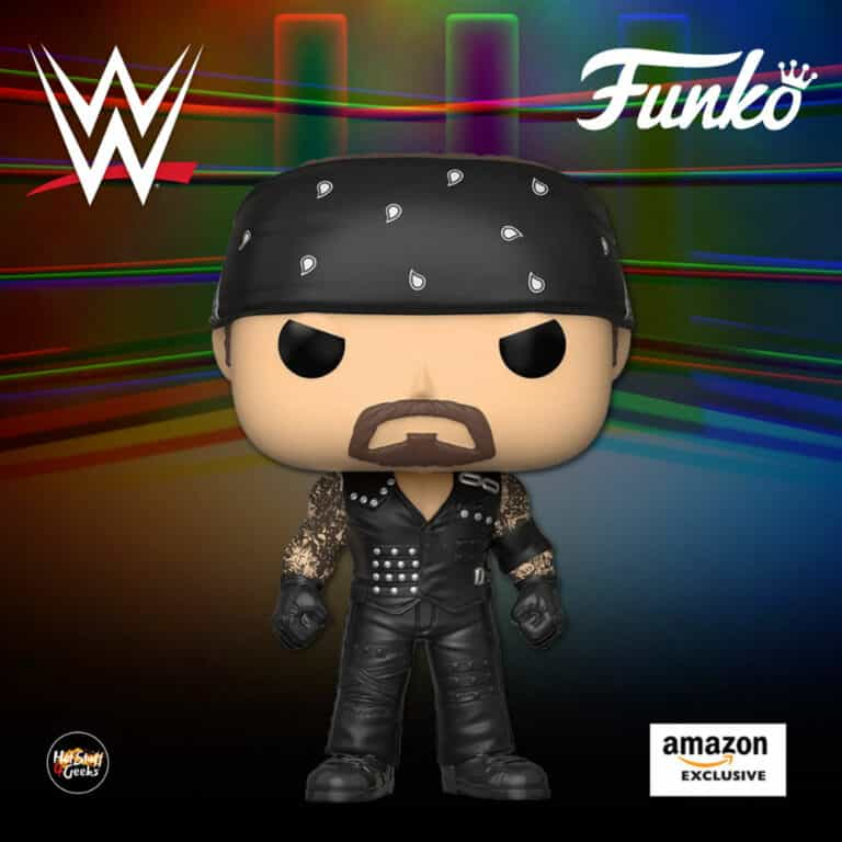 Funko Pop! WWE: Boneyard Undertaker Funko Pop! Vinyl Figure - Amazon Exclusive