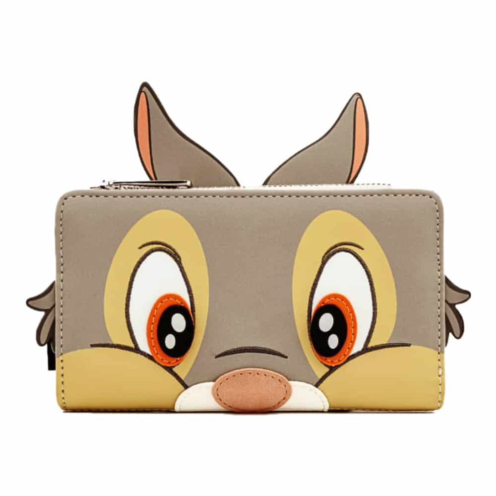 Loungefly Bambi Thumper Cosplay Flap Wallet