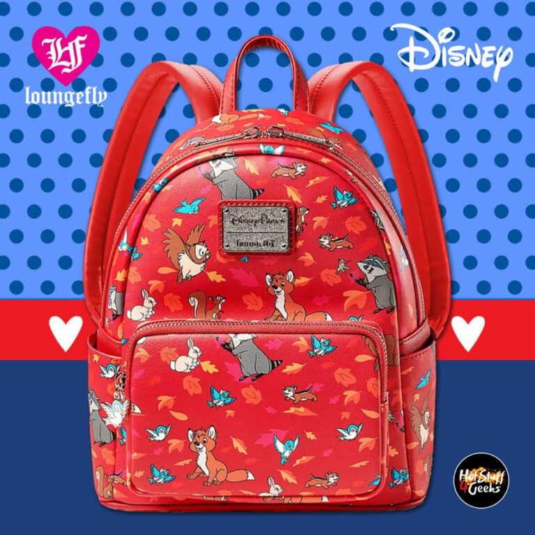 Loungefly Disney Critters Mini Backpack - Shop Disney Exclusive