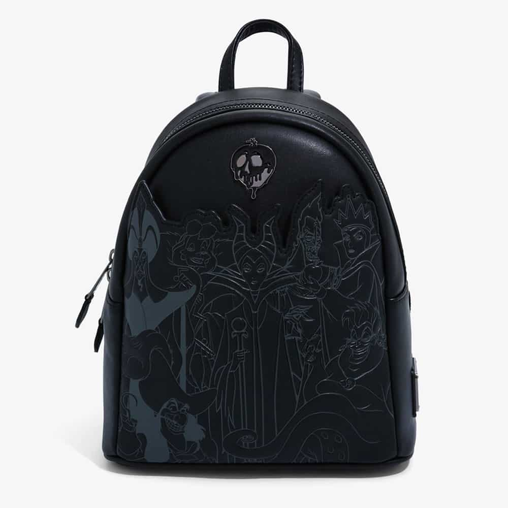 Loungefly Disney Villains Full Cast Mini Backpack - BoxLunch Exclusive