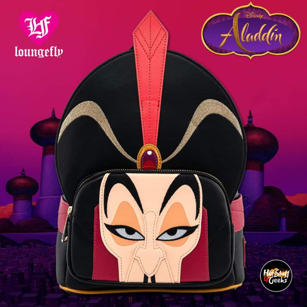 Loungefly Disney Villains Jafar Mini-Backpack