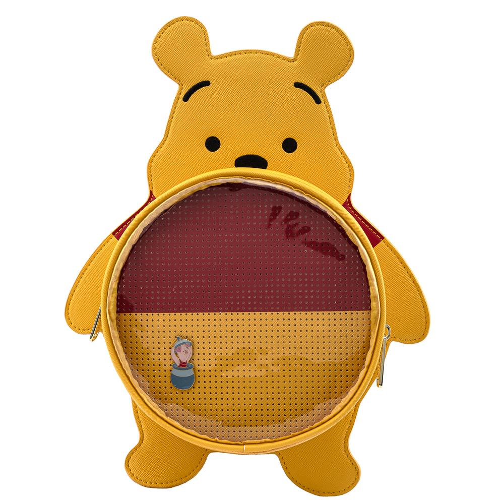 Loungefly Winnie the Pooh Pin Collector Backpack