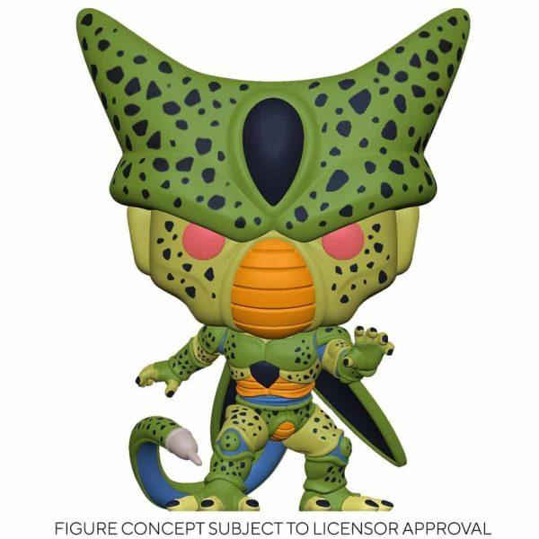 Dragon Ball Z - Cell (First Form) Funko Pop! Vinyl Figure