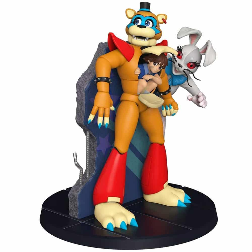 Funko 12-inch Statue Five Nights at Freddy's - Freddy and Gregory - Only at Amazon