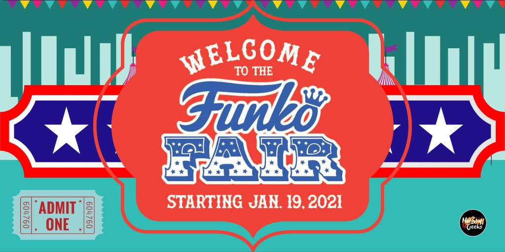 Funko Fair 2021 Releases - The Complete List Guide