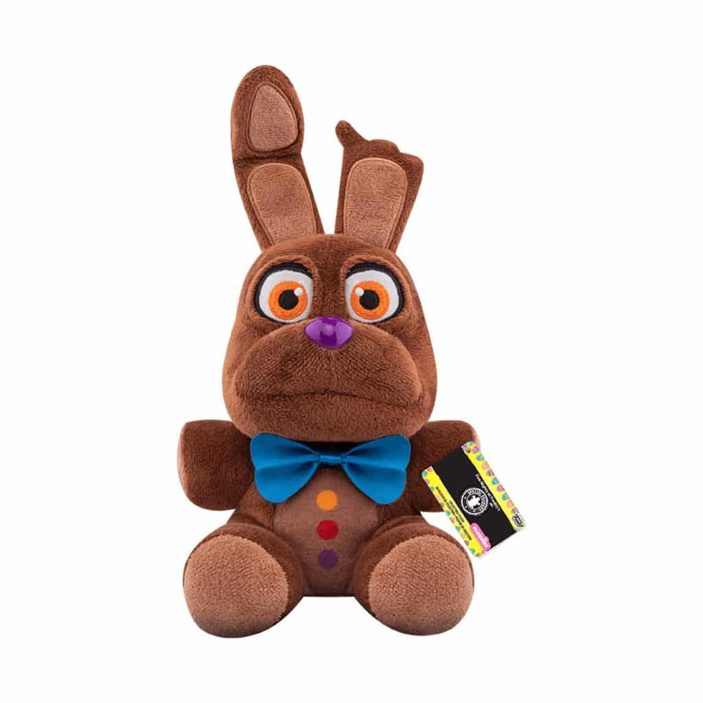 Funko Five Nights at Freddy's Chocolate Bonnie Plush - Walmart Exclusive