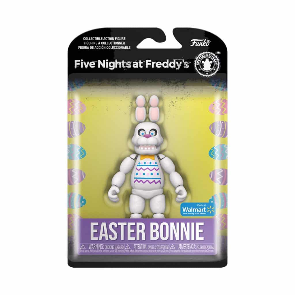 Funko Five Nights at Freddy's Chocolate Easter Bonnie Action Figure - Walmart Exclusive