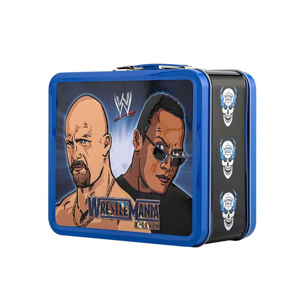 Funko Lunchbox WWE - Stone Cold vs The Rock - Walmart Exclusive