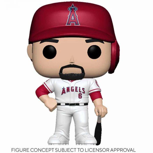 Funko MLB Major League Baseball - Angels Anthony Rendon (Home Uniform) Funko Pop! Vinyl Figure