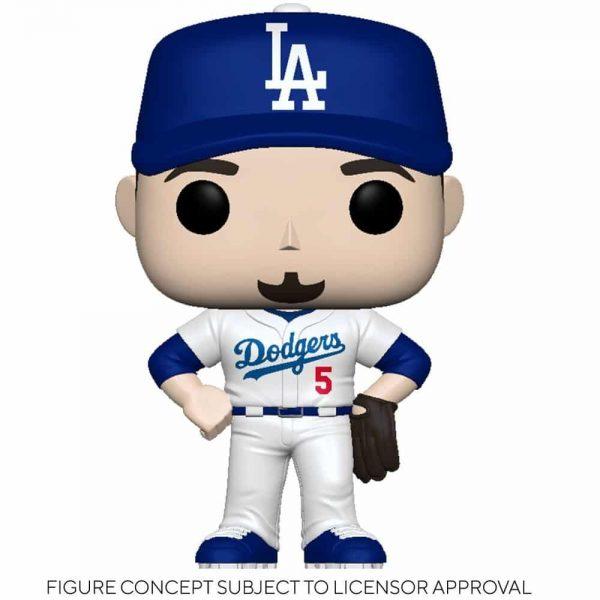 Funko MLB Major League Baseball - Dodgers Corey Seager (Home Uniform) Funko Pop! Vinyl Figure
