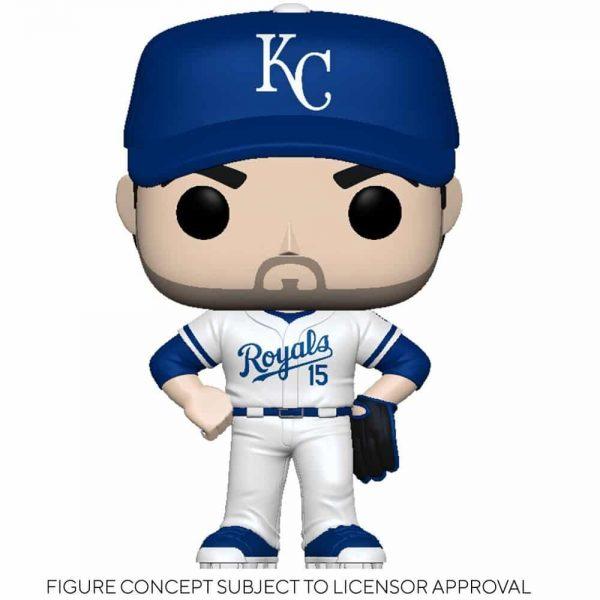 Funko MLB Major League Baseball - Royals Whit Merrifield (Home Uniform) Funko Pop! Vinyl Figure