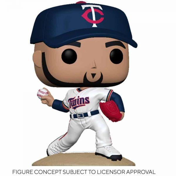 Funko MLB Major League Baseball - Twins Jose Berrios (Home Uniform) Funko Pop! Vinyl Figure