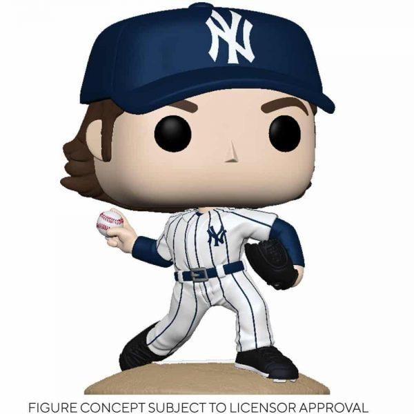 Funko MLB Major League Baseball - Yankees Gerrit Cole (Home Uniform) Funko Pop! Vinyl Figur