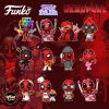 Funko Marvel Deadpool 30th Mystery Minis Mini-Figures