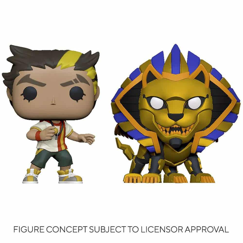 Funko POP! Animation Bakugan - Ajit & Pharol 2-Pack Funko Pop! Vinyl Figure - Target Exclusive