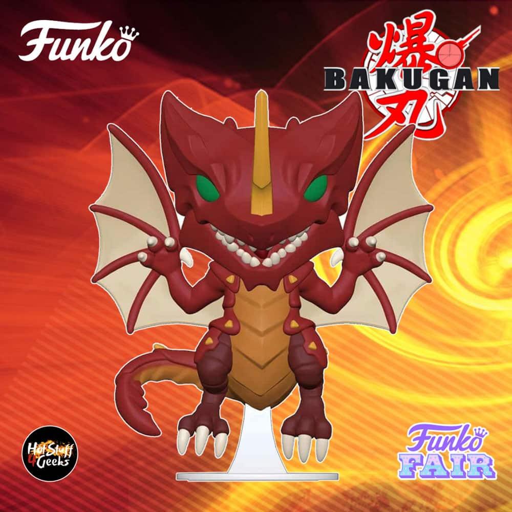 Funko POP! Animation Bakugan - Drago Funko Pop! Vinyl Figure