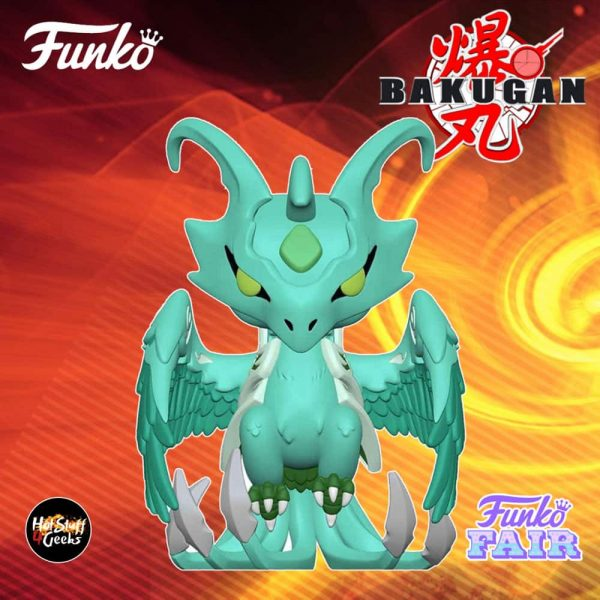 Funko POP! Animation Bakugan - Storm Skyress Funko Pop! Vinyl Figure