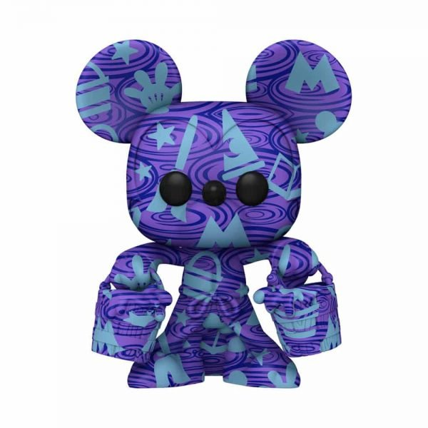 Funko POP! Artist Series Disney Mickey Mouse - Apprentice Mickey Funko Pop! Vinyl Figure- Walmart Exclusive