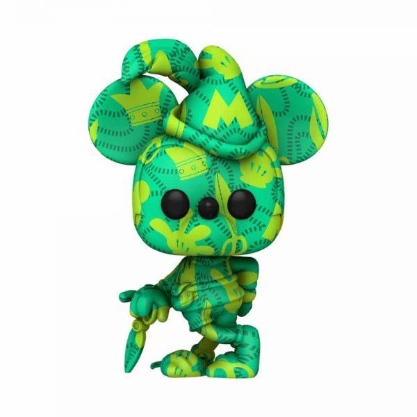 Funko POP! Artist Series Disney Mickey Mouse - Brave Little Tailor Funko Pop! Vinyl Figure - Walmart Exclusive