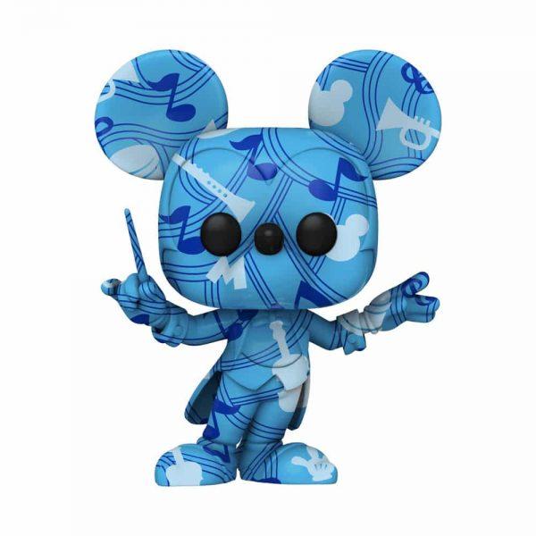 Funko POP! Artist Series Disney Mickey Mouse - Conductor Mickey Funko Pop! Vinyl Figure - Walmart Exclusive