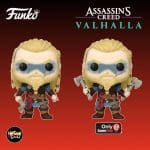 Funko POP! Games: Assassins Creed Valhalla - Eivor and Eivor With Double Axe (GameStop Exclusive) Funko Pop! Vinyl Figures