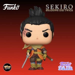 Funko POP Games Sekiro - Sekiro Funko Pop! Vinyl Figure