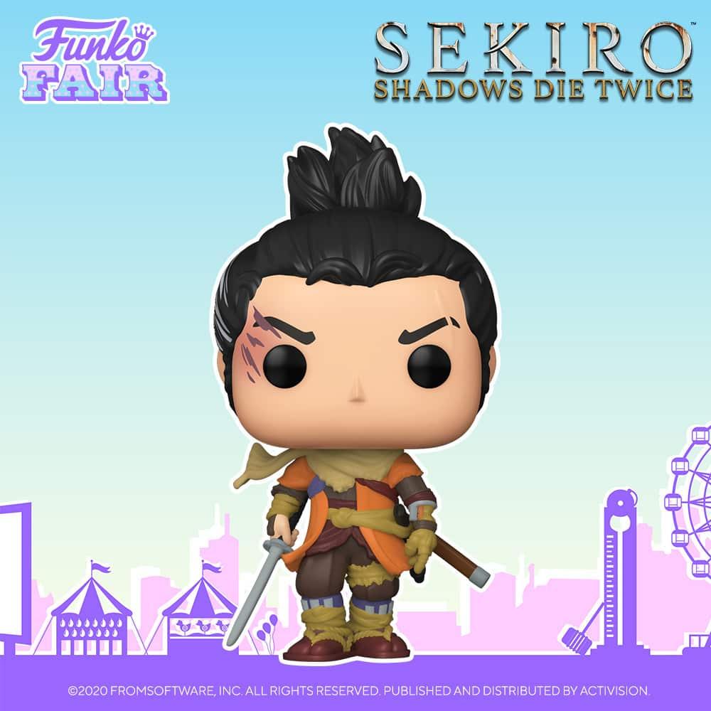 Funko POP Games Sekiro - Sekiro Funko Pop! Vinyl Figure