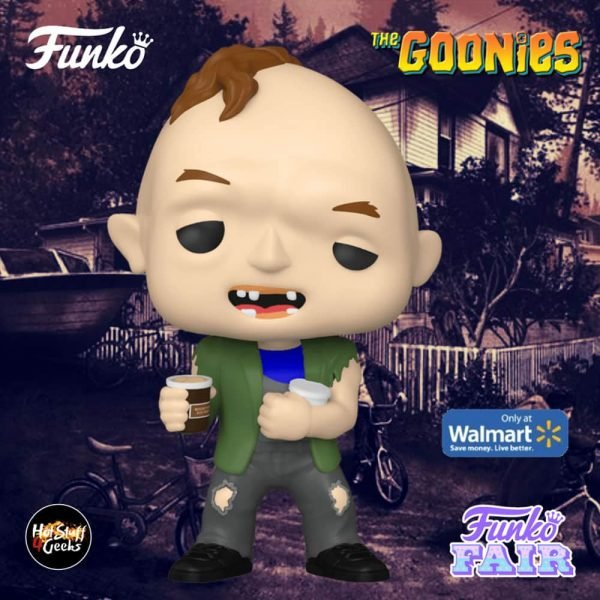 Funko POP! Movies The Goonies - Sloth with Ice Cream Funko Pop! Vinyl Figure - Walmart Exclusive