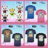 Funko Paka Paka Soda Kats and T-Shirts