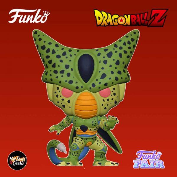 Funko Pop! Animation Dragon Ball Z - Cell (First Form) Funko Pop! Vinyl Figure