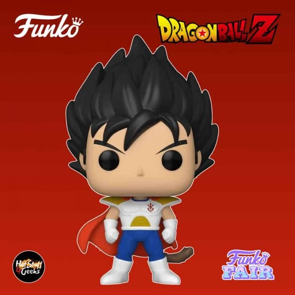 Funko Pop! Animation: Dragon Ball Z - Child Vegeta Funko Pop! Vinyl Figure