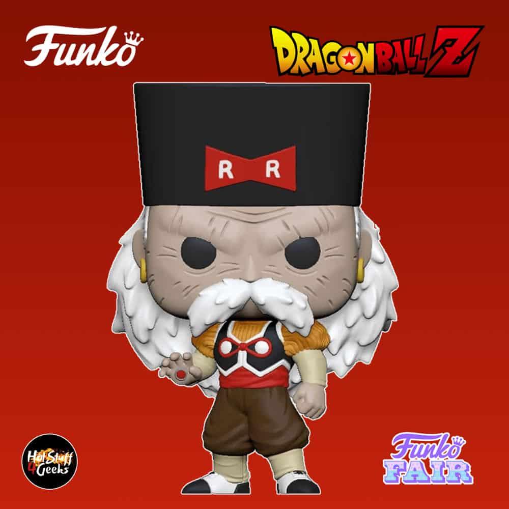 Funko Pop! Animation: Dragon Ball Z - Dr. Gero Funko Pop! Vinyl Figure