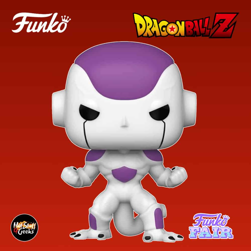Funko Pop! Animation: Dragon Ball Z - Frieza (First Form) Funko Pop! Vinyl Figure