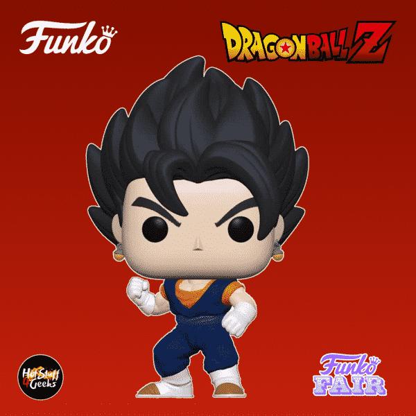 Funko Pop! Animation Dragon Ball Z - Vegito