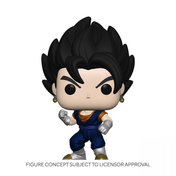 Funko Pop! Animation: Dragon Ball Z - Vegito Metallic Funko Pop! Vinyl Figure - GameStop Exclusive